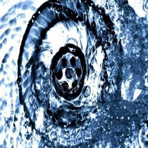 drain choked